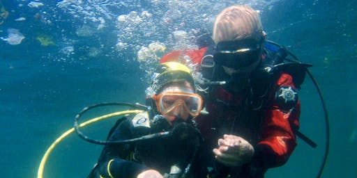 Scuba diving classes for people with autism