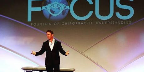 Chiropractic Mastery with Dr.Tim Young- POOLE CENTRE  UK tickets