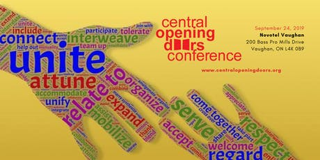 Central Opening Doors Conference: No One Left Behind tickets