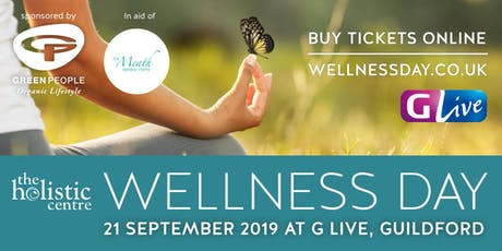 Wellness Day: Mental Health - A Natural Perspective tickets