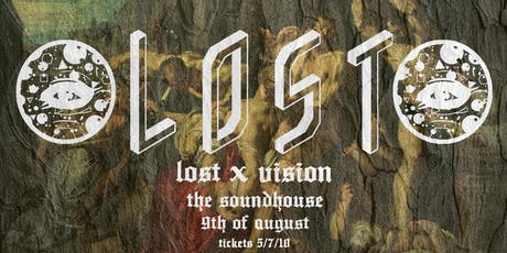 LOST x Vision tickets