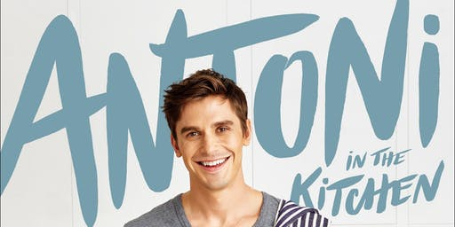 Meet Antoni Porowski at Barnes & Noble The Grove