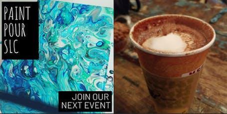 Paint Pour @ Mestizo's Coffeehouse tickets