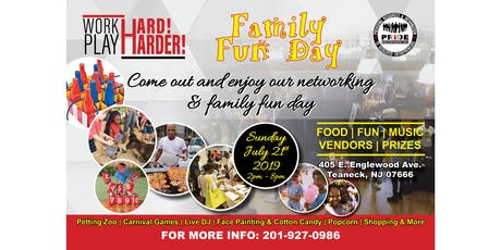 Family Fun Day & Networking tickets