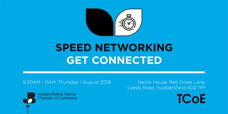 Speed Networking // Huddersfield tickets