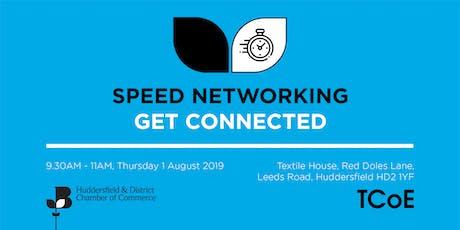Speed Networking // Huddersfield tickets