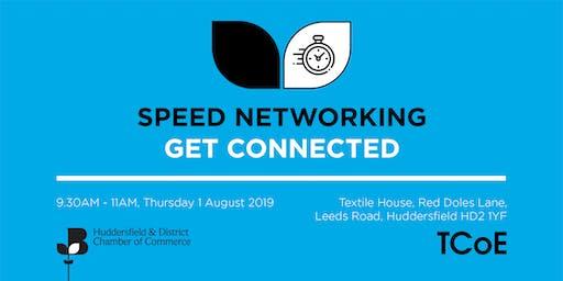 Speed Networking // Huddersfield