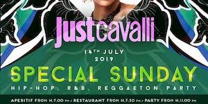 Just Cavalli Milano - Domenica 14 Luglio 2019 -...