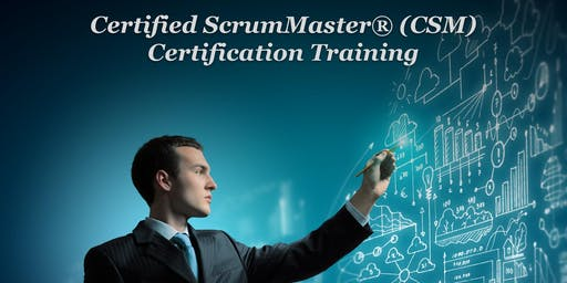 Certified ScrumMaster® (CSM) Training Course in Houston