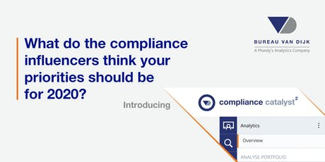 Meet the compliance influencers tickets