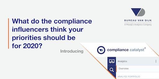 Meet the compliance influencers