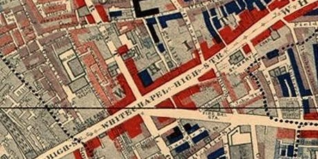 Whitechapel. The Charles Booth Poverty Maps. tickets