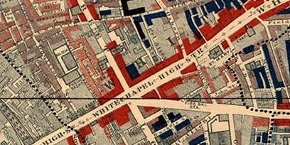Whitechapel. The Charles Booth Poverty Maps.