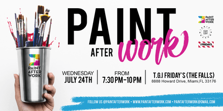 Paint After Work tickets