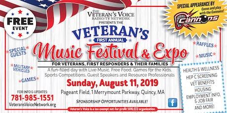 Veteran's Music Festival & Expo tickets
