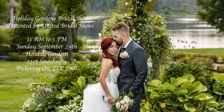 United Bridal Show (Holiday Gardens) tickets