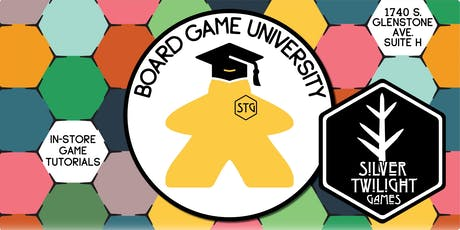 Board Game University Section 04 tickets