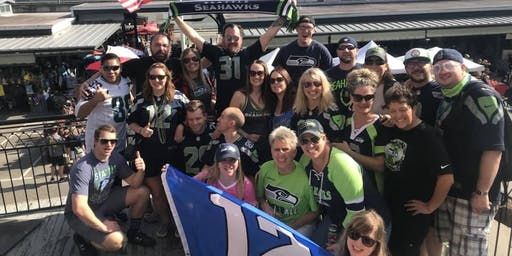 Seattle Seahawks 12s New Orleans French Quarter Watch Party