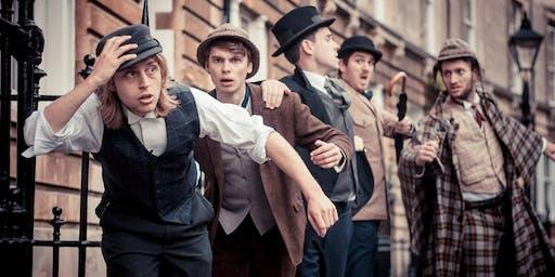 Improvisation Workshop with the Cast of Improvised Sherlock