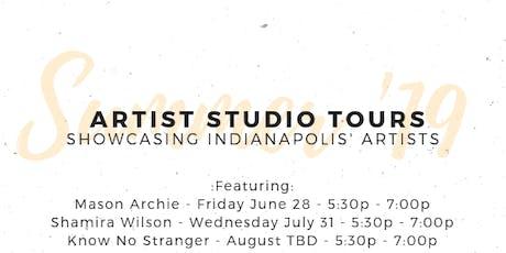 IMA Artist Studio Tours: July Feature - Shamira Wilson tickets
