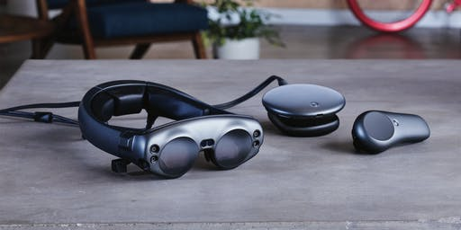 Magic Leap and Seattle Unity User Group Meet-Up