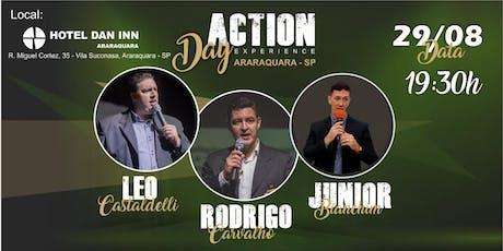 ACTION DAY ARARAQUARA - Impactando sua vida em 1 dia! ingressos