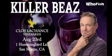 95.3 KRTY Presents Killer Beaz Live at Clos LaChance tickets
