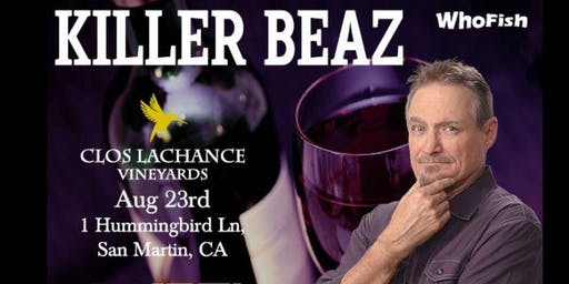 95.3 KRTY Presents Killer Beaz Live at Clos LaChance