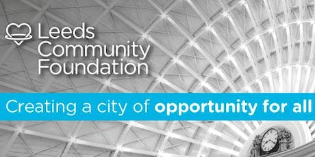 Community Partnering Fund - Briefing Session tickets