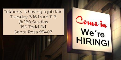 Job Fair - Santa Rosa - Manufacturing