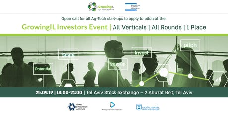 GrowingIL Investors Event tickets