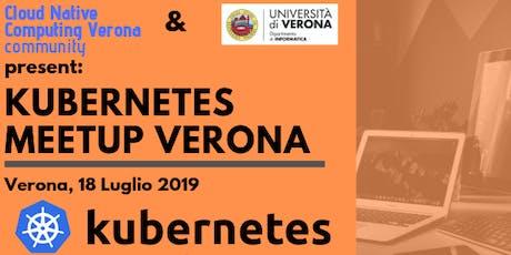 Kubernetes Meetup - Verona biglietti