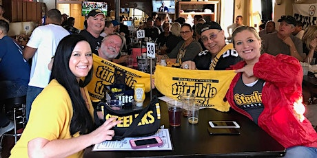 Pittsburgh Steelers Nation New Orleans French Quarter Watch Party tickets