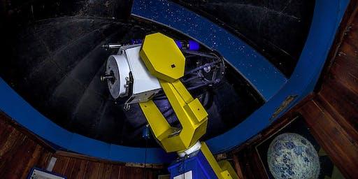 Apertura Osservatorio Astronomico di Sant'erasmo - Eclissi 16 Luglio 2019