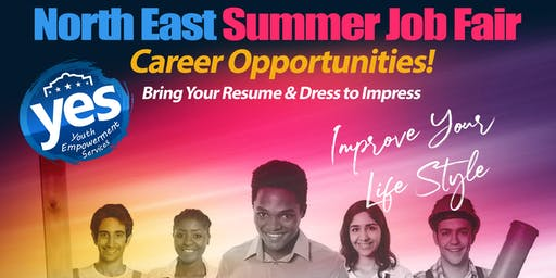 North East Summer Job Fair