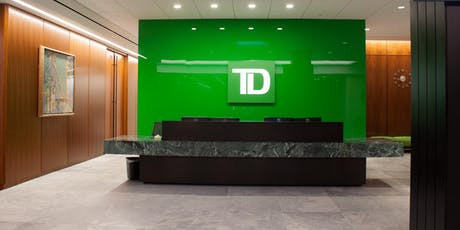 TD Conference Centre Meal Registration tickets