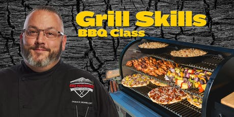 Grill Skills BBQ Event with Chef Jason - Saint Cloud tickets