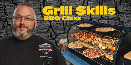 Grill Skills BBQ Event with Chef Jason - Saint Cloud