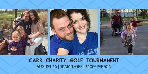 Carr Charity Golf Tournament