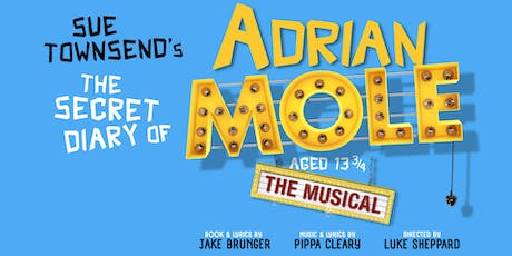 The Secret Diary of Adrian Mole Aged 13 3/4: From Page To Stage tickets