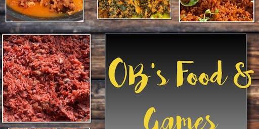 OB's FOODCOURT
