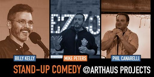 New York Comedy Night at Arthaus Projects