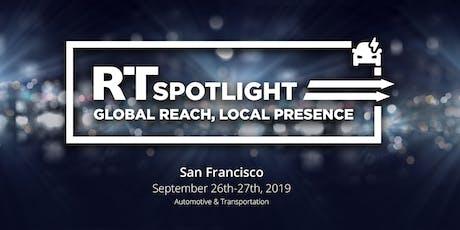 RT Spotlight, San Francisco tickets