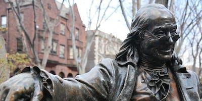 History Lecture - Benjamin Franklin - Sun, Nov 24
