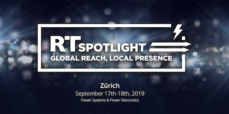 RT Spotlight, Zürich tickets