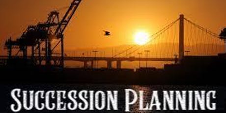 Succession Planning - CFMA Northern Nevada Chapter Lunch tickets