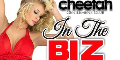 Cheetah IN THE BIZ