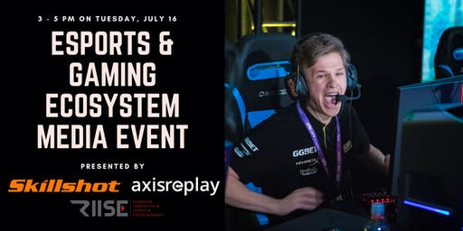 AXR Media Day and Esports Summit Launch Event