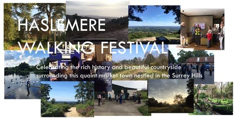 Haslemere Walking Festival 2019 tickets
