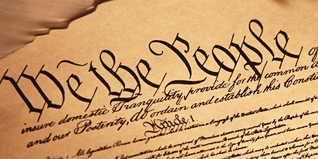 History Lecture - The Constitution - Sunday April 26, 2020 at 2:00 pm tickets